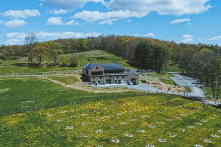 Review: In Upstate NY, A New Cidery-Hotel Lets You Stay Well Past Your Tasting