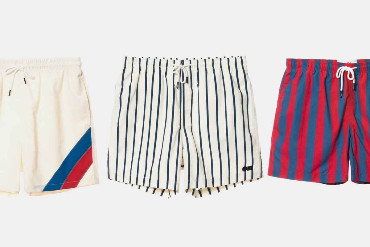 Deal: Tons of Swim Trunks Are 50% Off at Solid & Striped