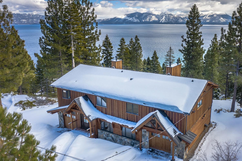 Pacaso luxury vacation home in Lake Tahoe, CA
