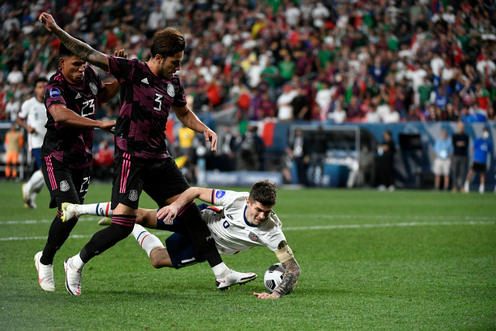 US-Mexico Nations League