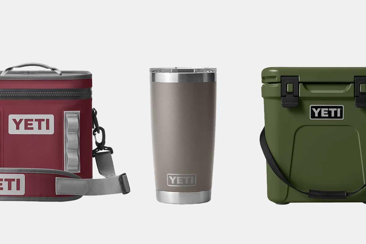 Take a Peek at Yeti's New Fall 2021 Colors