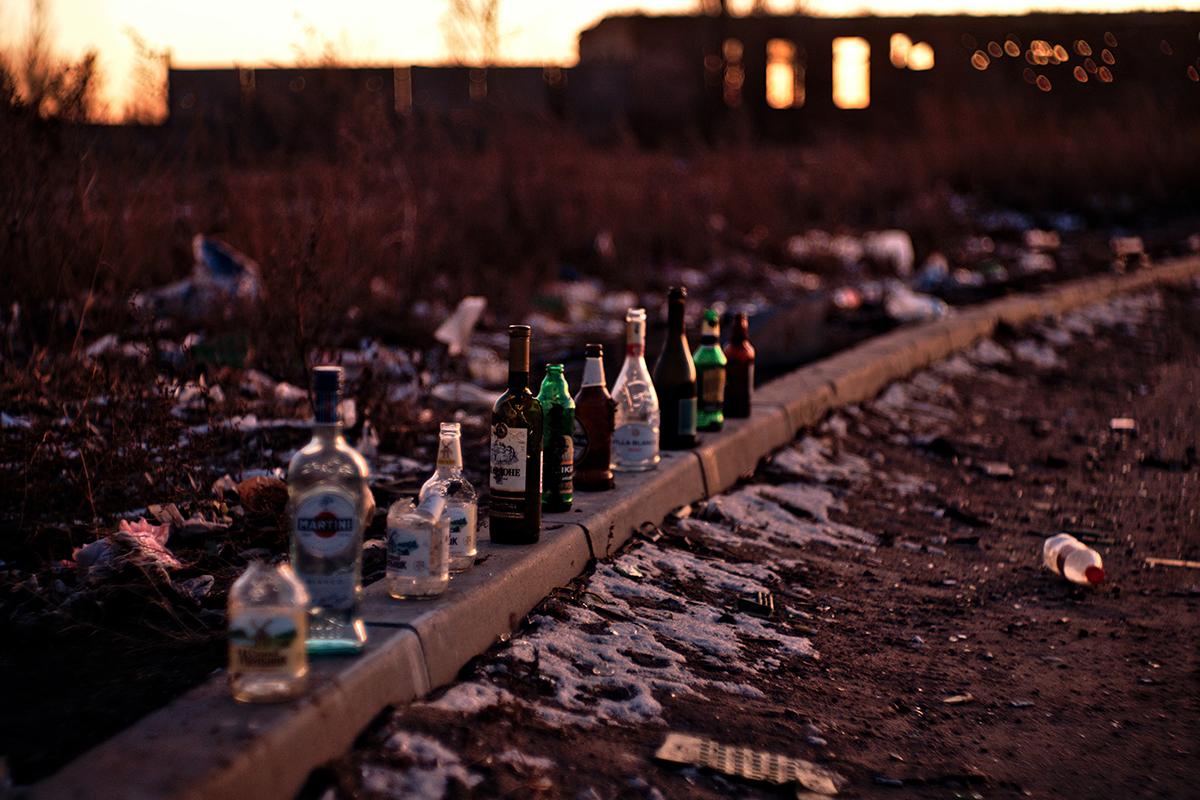 alcohol addiction spectrum