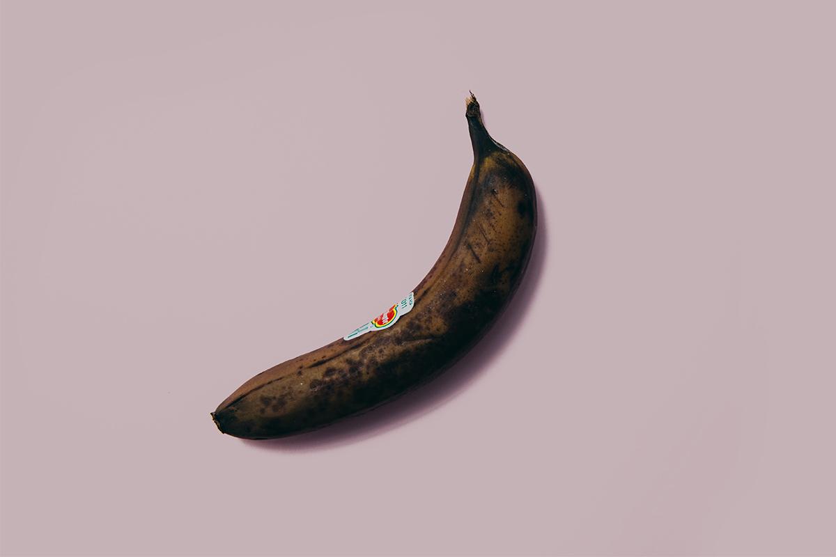 brown banana