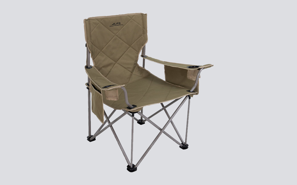 The Alps Mountaineering King Kong Chair is one of the best camping chairs on the market