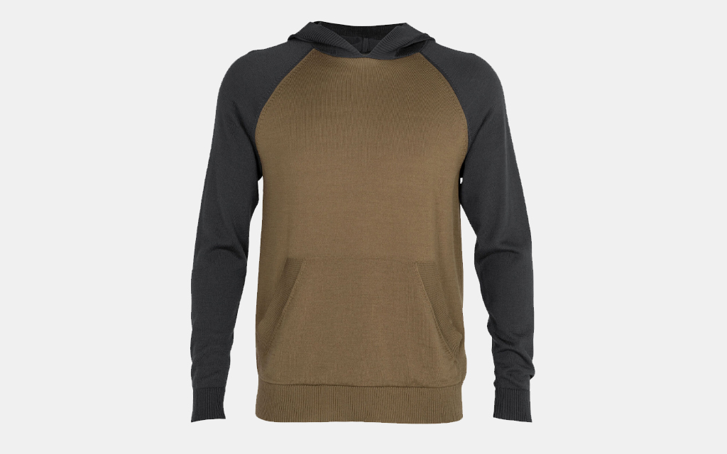 Cool-Lite Merino Hooded Sweater