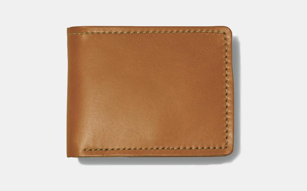 Filson Bridle Leather Wallet