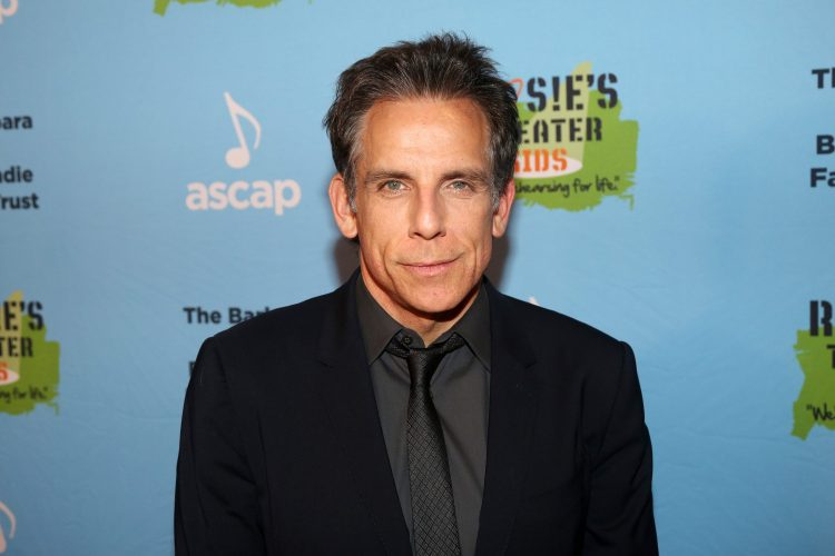 Honoree Ben Stiller poses at the 2019 Rosie's Theater Kids Fall Gala at The New York Marriott Marquis on November 18, 2019 in New York City. Stiller is under fire for his comments on nepotism in Hollywood.