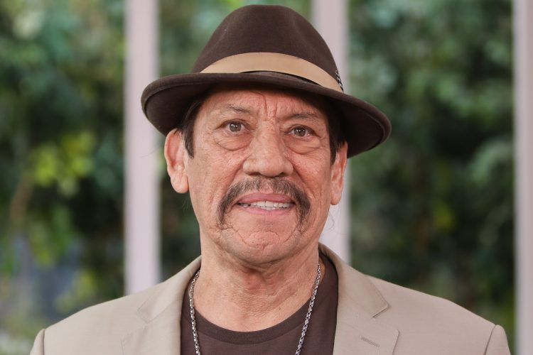 Actor Danny Trejo, who writes in his new memoir that he was once hypnotized by Charles Manson while in jail