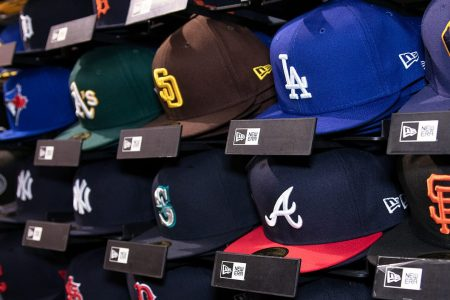Brand new hats at Lids