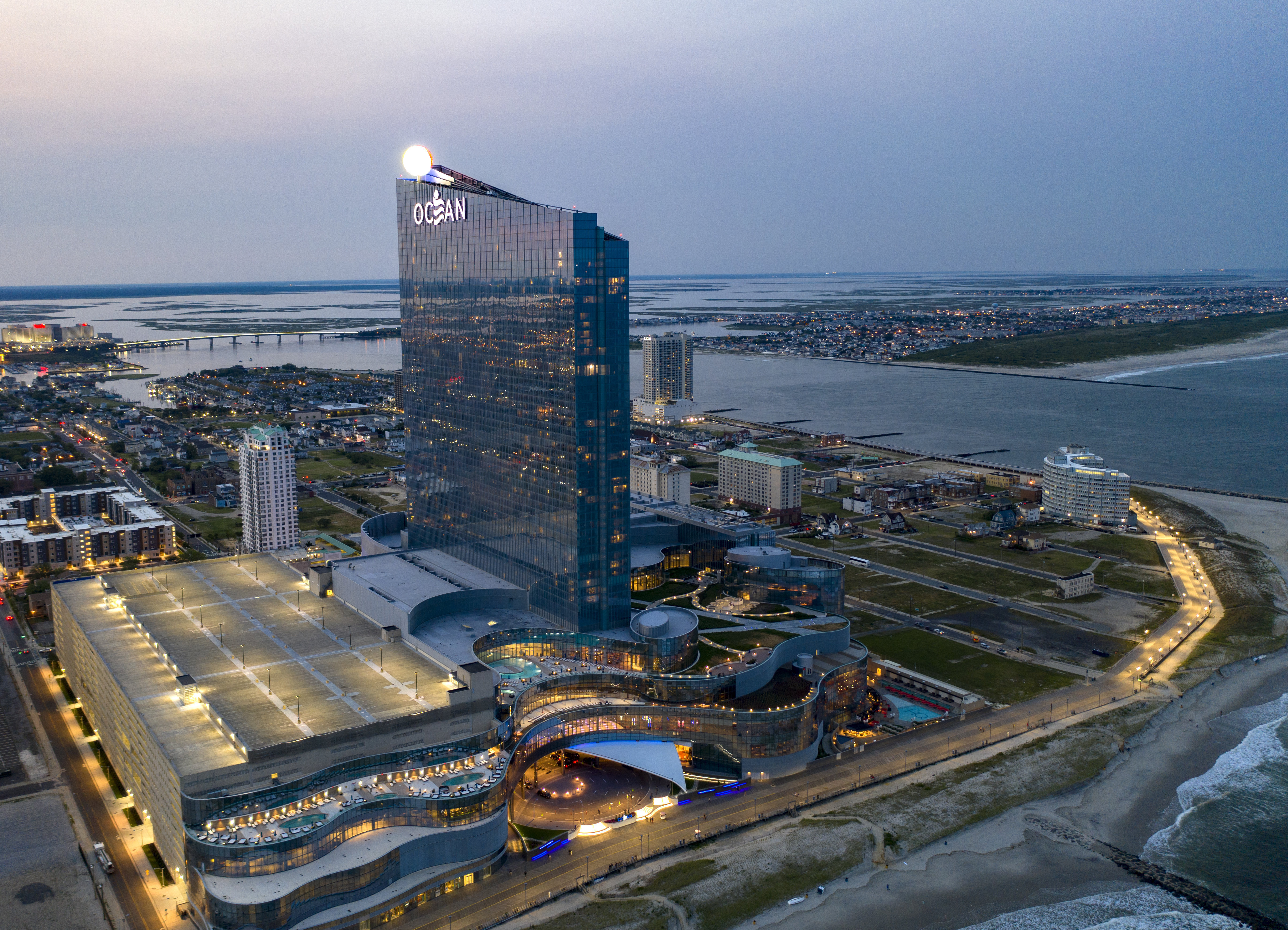 The Ocean Casino Resort