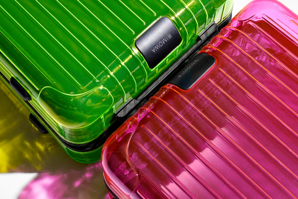 Rimowa Goes Neon for Their First Ever Online-Exclusive Collection