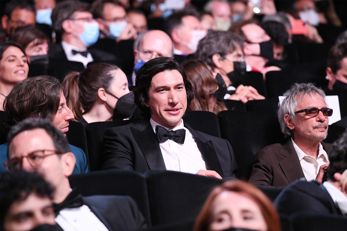 Adam Driver Won the Opening Night of Cannes 2021