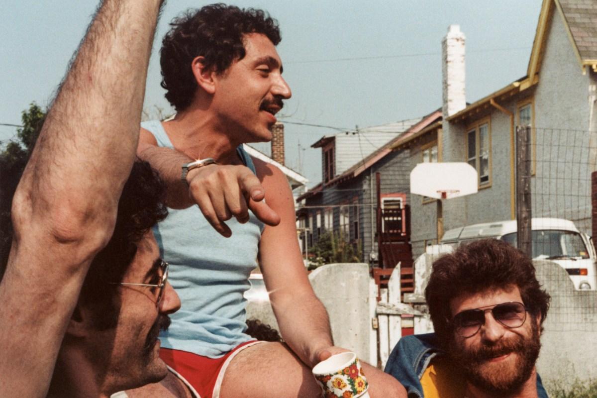 "A vintage photo from ""The Boys"" by Rick Schatzberg"