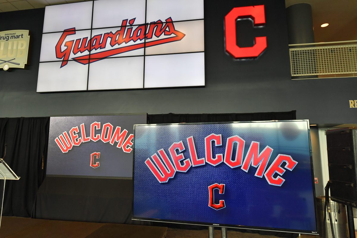The Cleveland Guardians