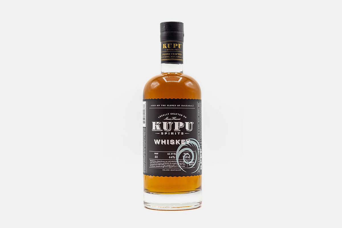Kupu Spirits Whiskey