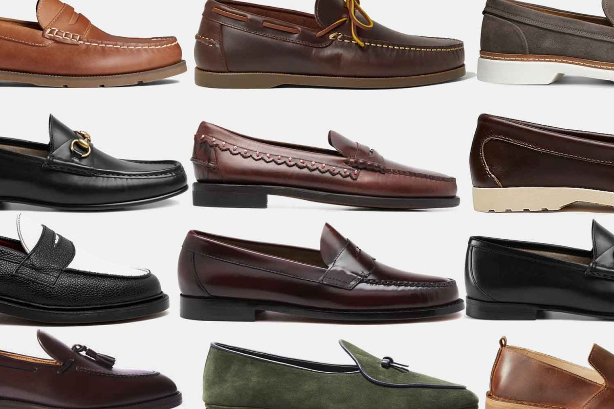 The 12 Best Loafers for Men This Summer