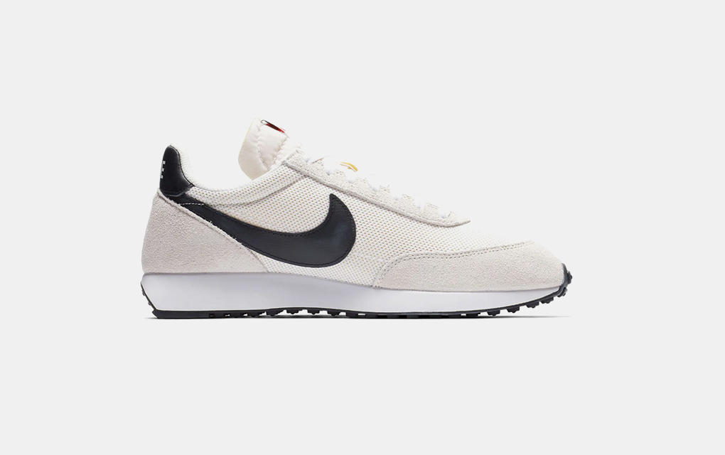 Nike Air Tailwind 79 Sneaker in Black and White