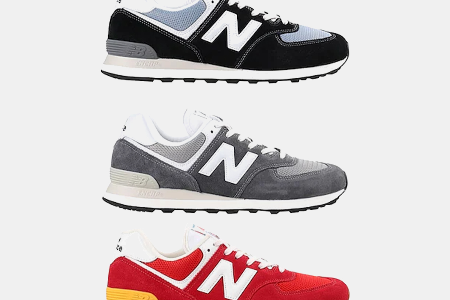 New Balance's 574 Sneakers Are 26% Off at Yoox - InsideHook