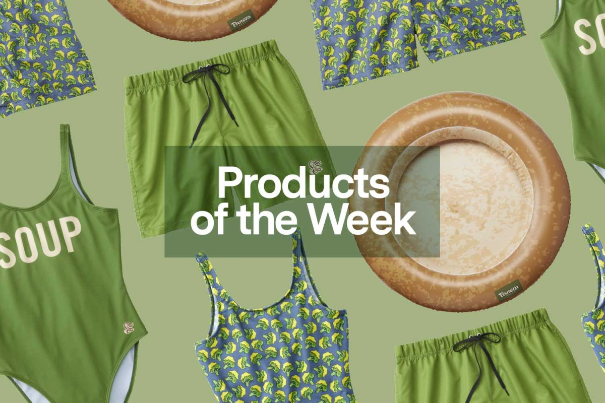Products of the Week: Neon Suitcases, Panera Merch and the Air Max 2021