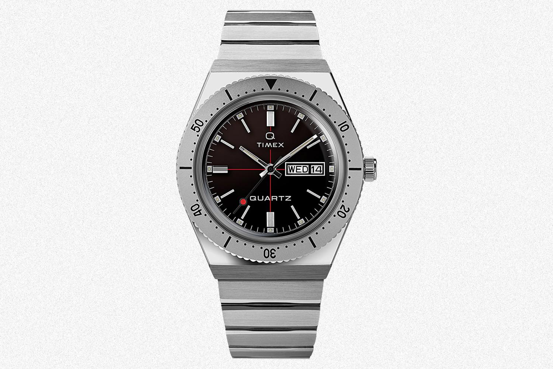 Todd Snyder Q Timex Collab Watch