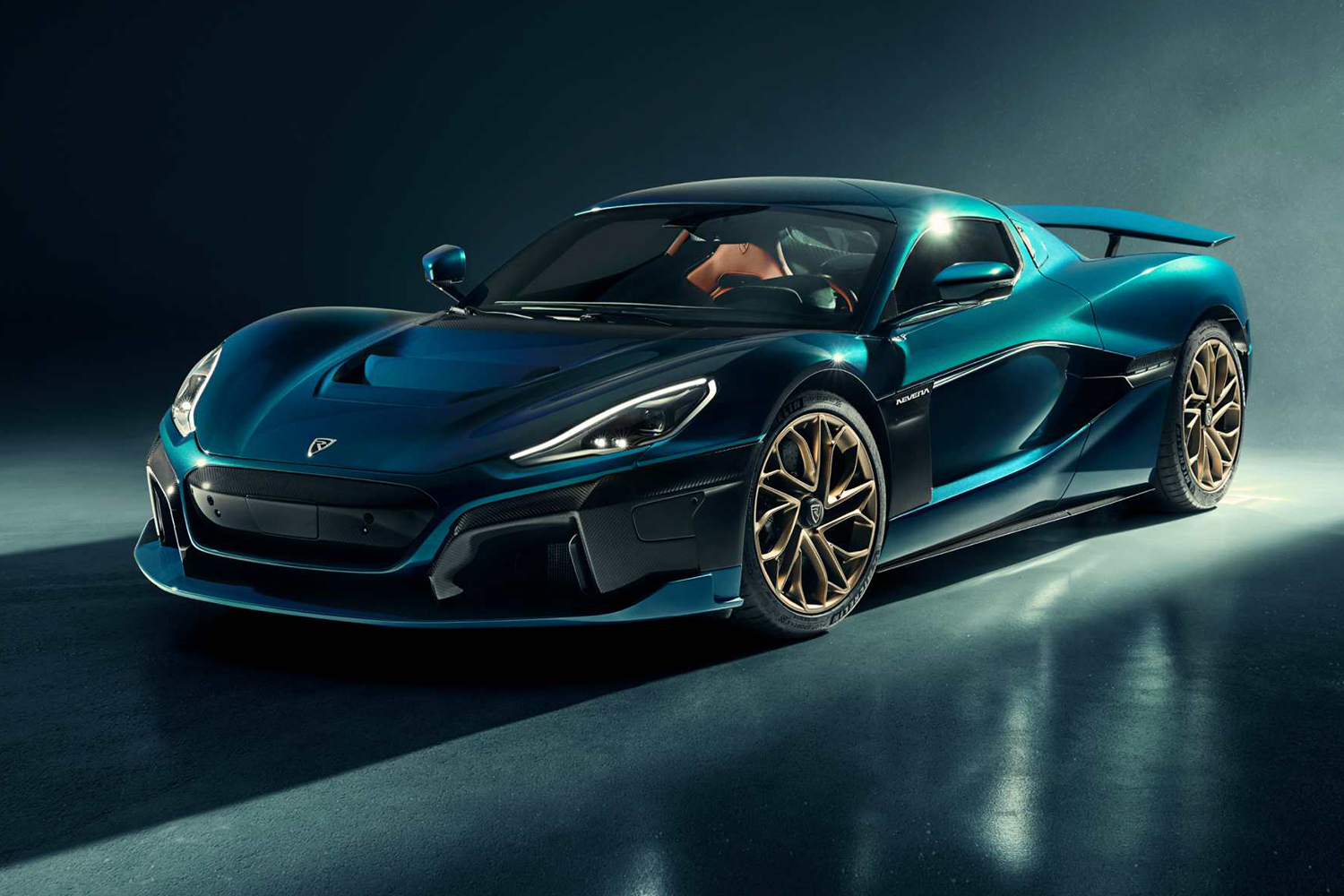 The Rimac Nevera electric hypercar, which could be the quickest sports car ever made