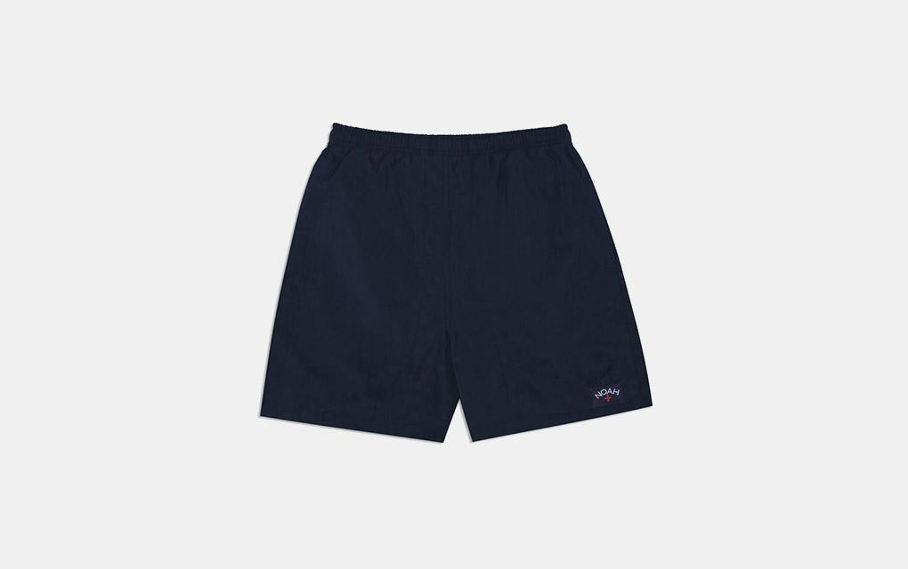 Noah Core Swim Trunks in Navy