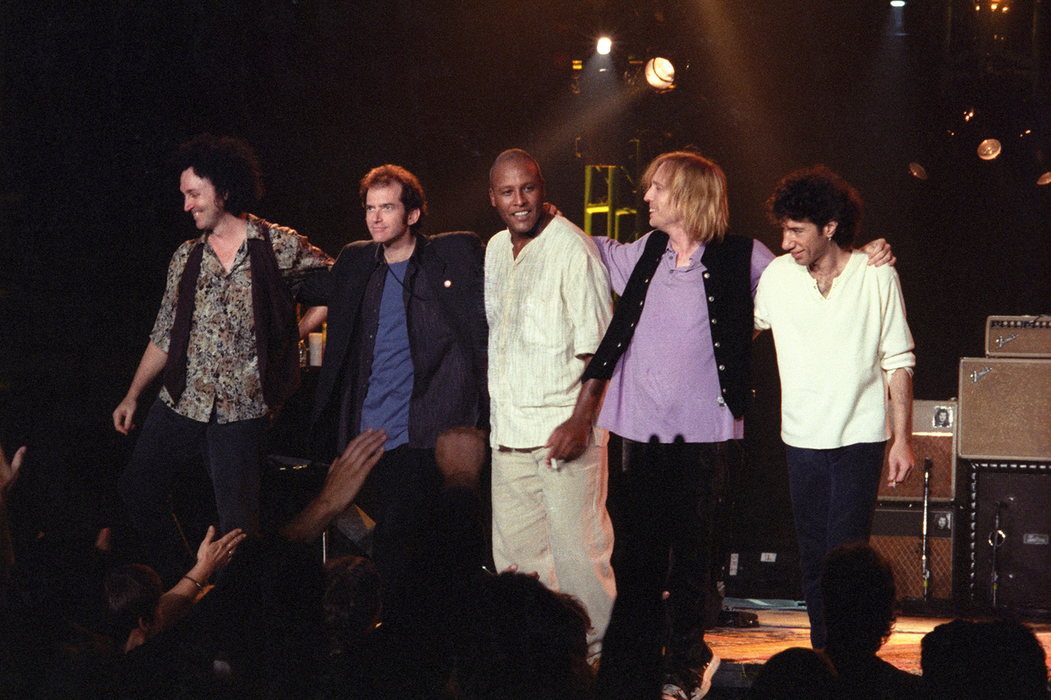 Tom Petty and the Heartbreakers in 1995