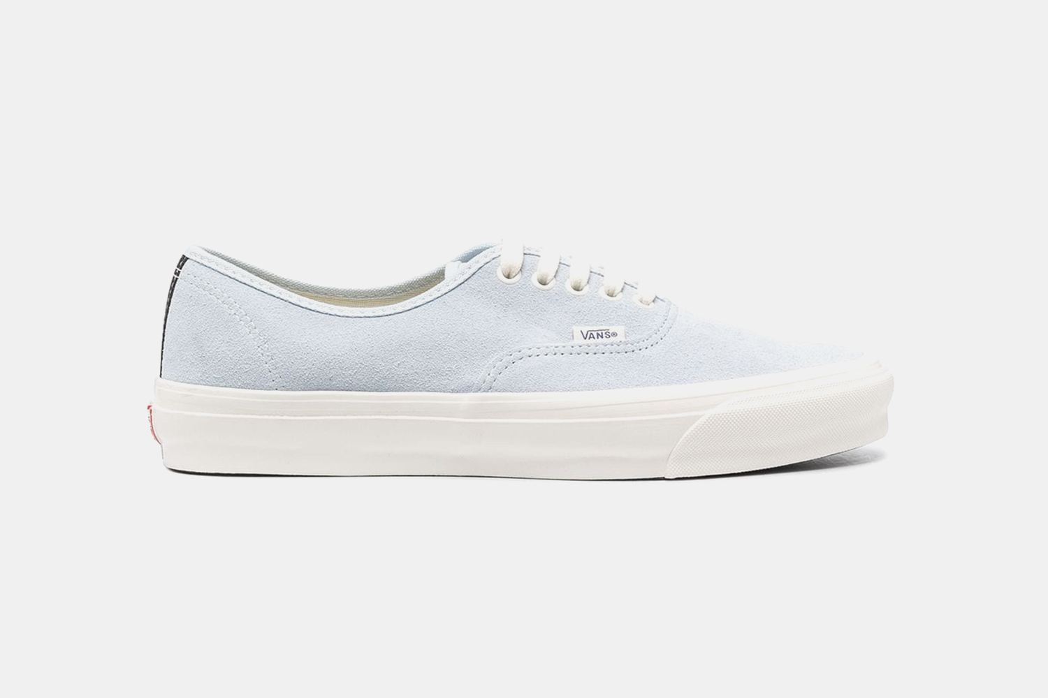These Low-Top Blue Suede Vans Sneakers Are 40% Off - InsideHook