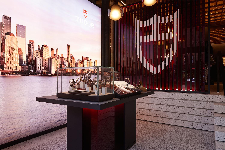 tudor boutique NYC