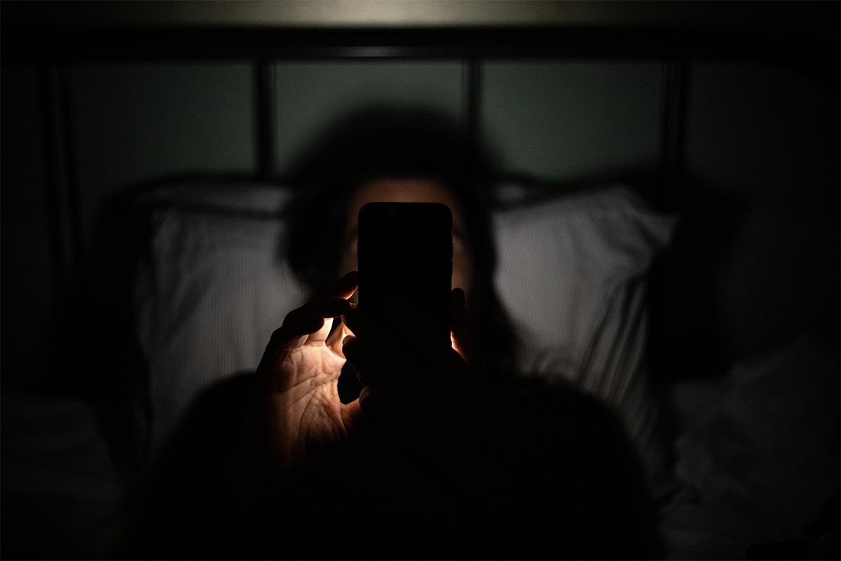 poor sleep hygiene