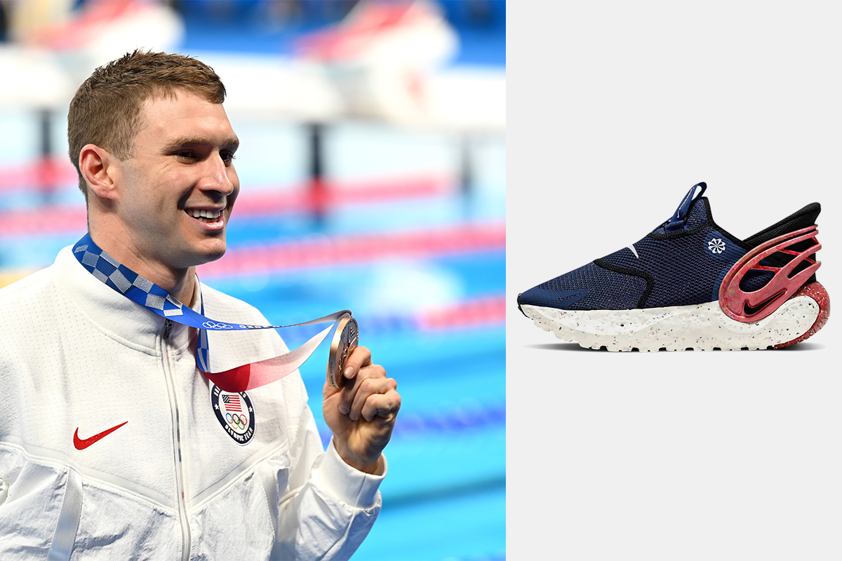 Ryan Murphy podium shoes