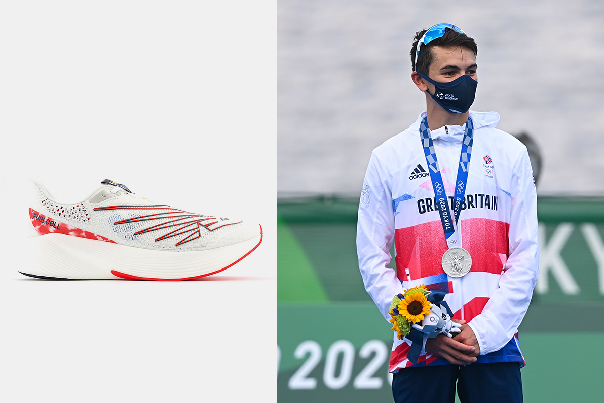 Alex Yee Triathlon