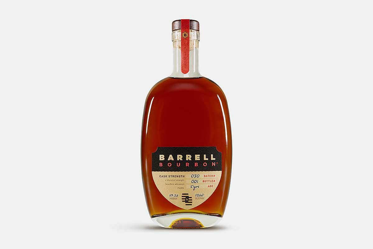 Barrell Bourbon Batch #30
