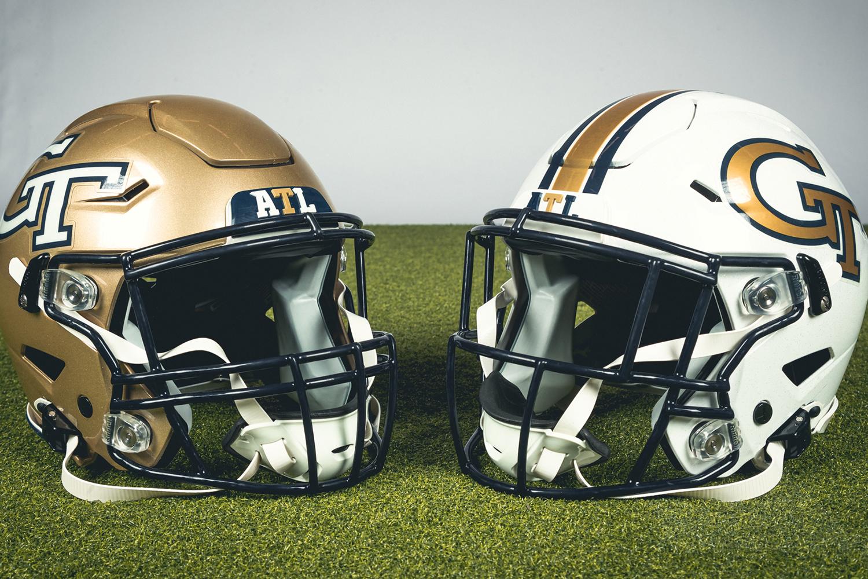 Georgia Tech Athletics 2021 football uniforms