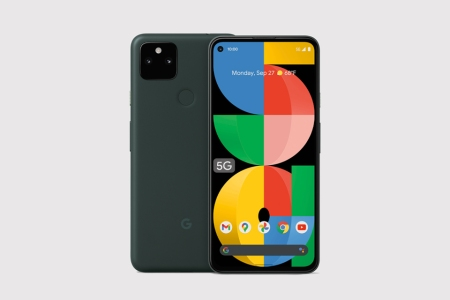 Get to know the Google Pixel 5a