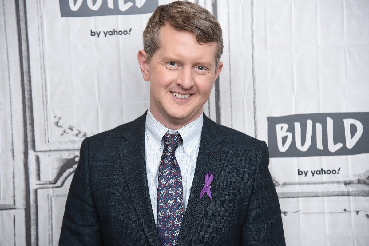 Jeopardy! contestant and guest host Ken Jennings. According to Matthew Belloni, Jennings is the frontrunner for the permanent hosting job as of August 23, 2021.