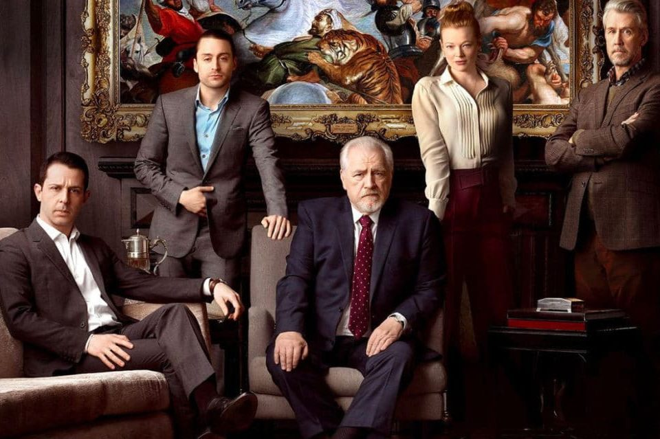 """The cast of """"Succession,"""" who will not be shown dealing with Covid-19 during season three"""