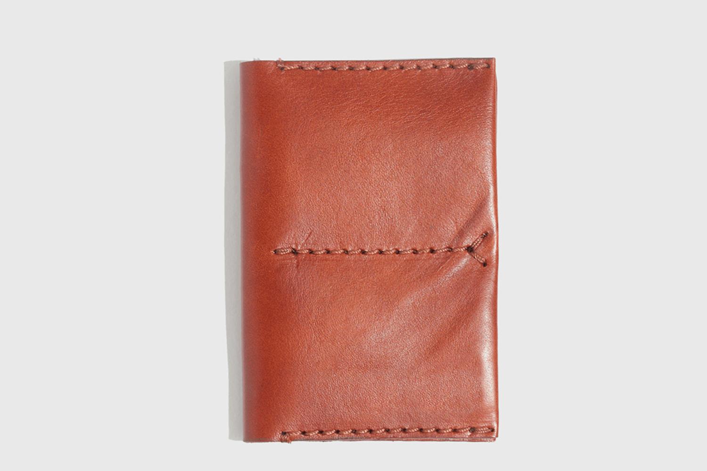 Étui à passeport en cuir