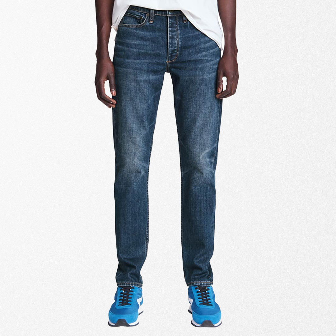 Rag & Bone Fit 2 Authentic Stretch Jeans