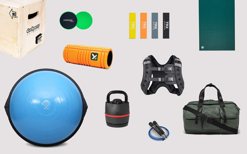 Pick up these training essentials to strengthen muscles and reduce injury