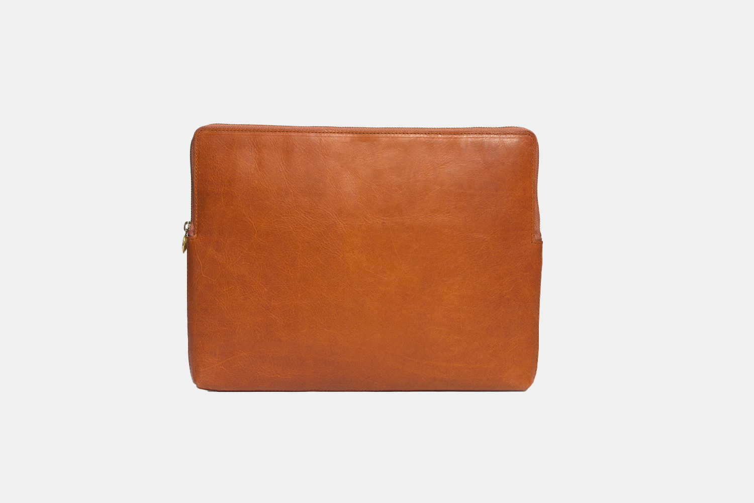 The Madewell Leather Laptop Case