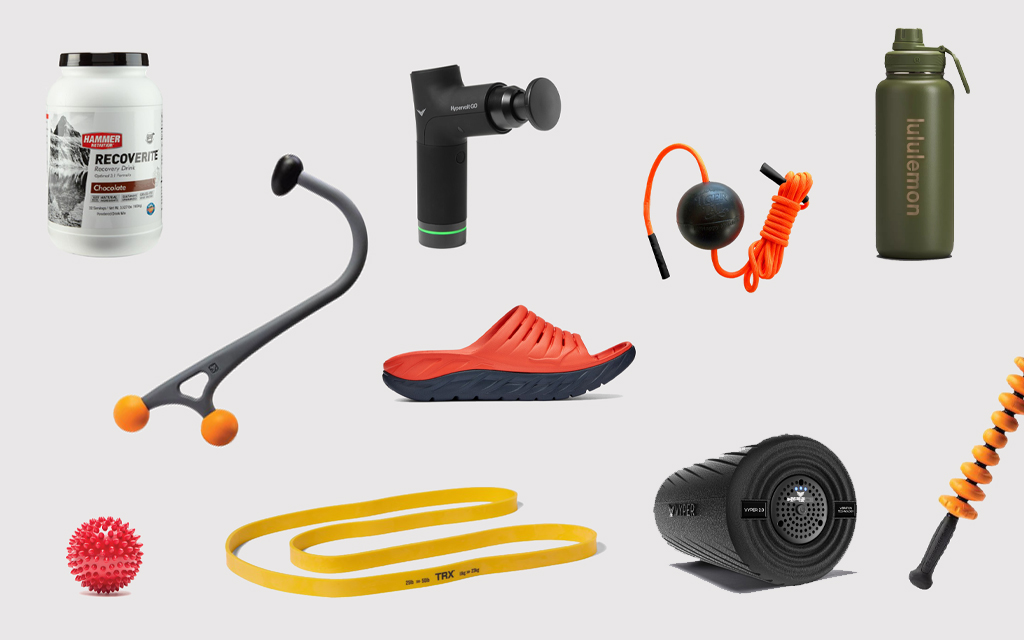 The best workout recovery gear for sore muscles