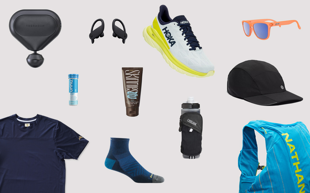 The must-have running gear for the last gasp of summer