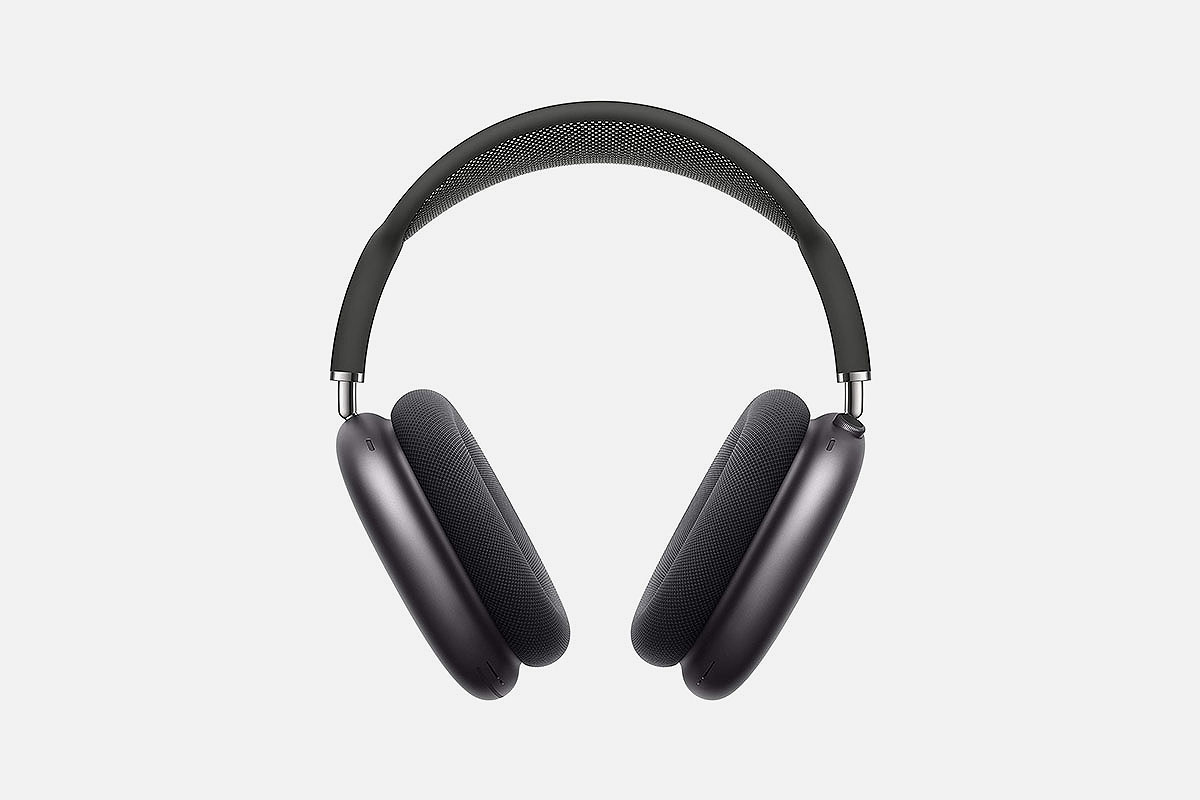 The The Apple AirPods Max headphones in space grey, now on sale at Woot