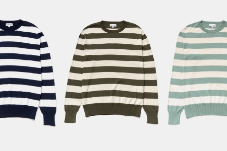 American Trench Rugby Sweater