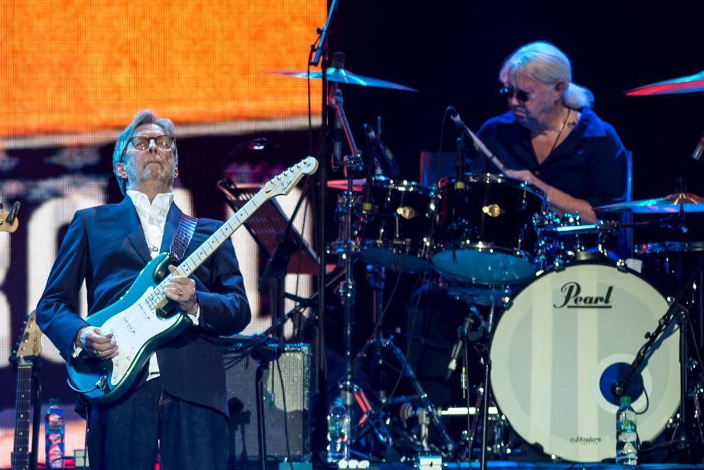 Eric Clapton, 2020