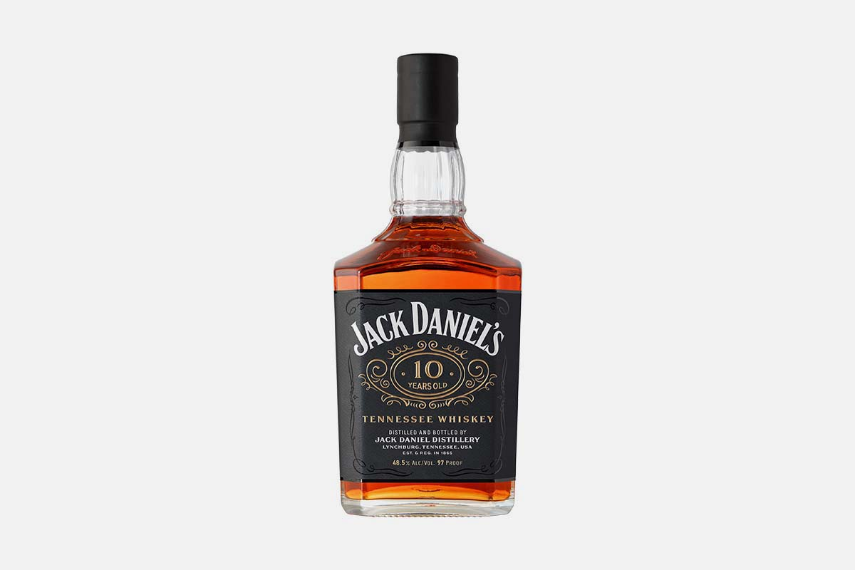 Jack Daniel's 10-Year-Old Tennessee Whiskey