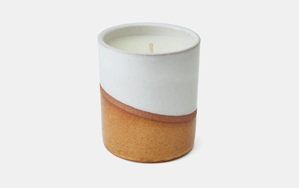 Uzumati Ceramics Drifter Candle