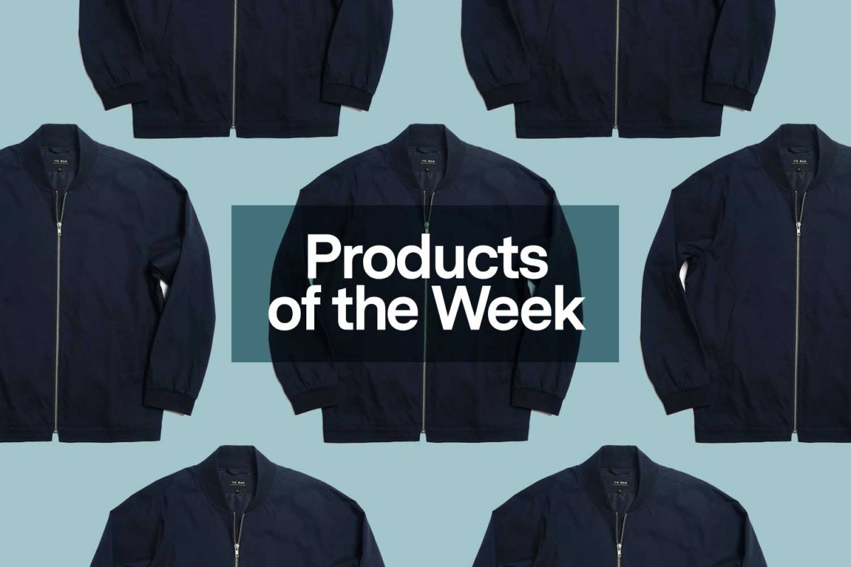 Products of the Week: Bomber Jackets, Perfect Pots and IPA-Scented Soaps