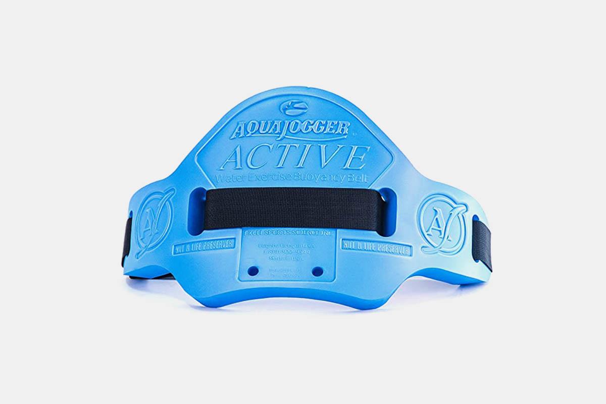 aqua jogger flotation device